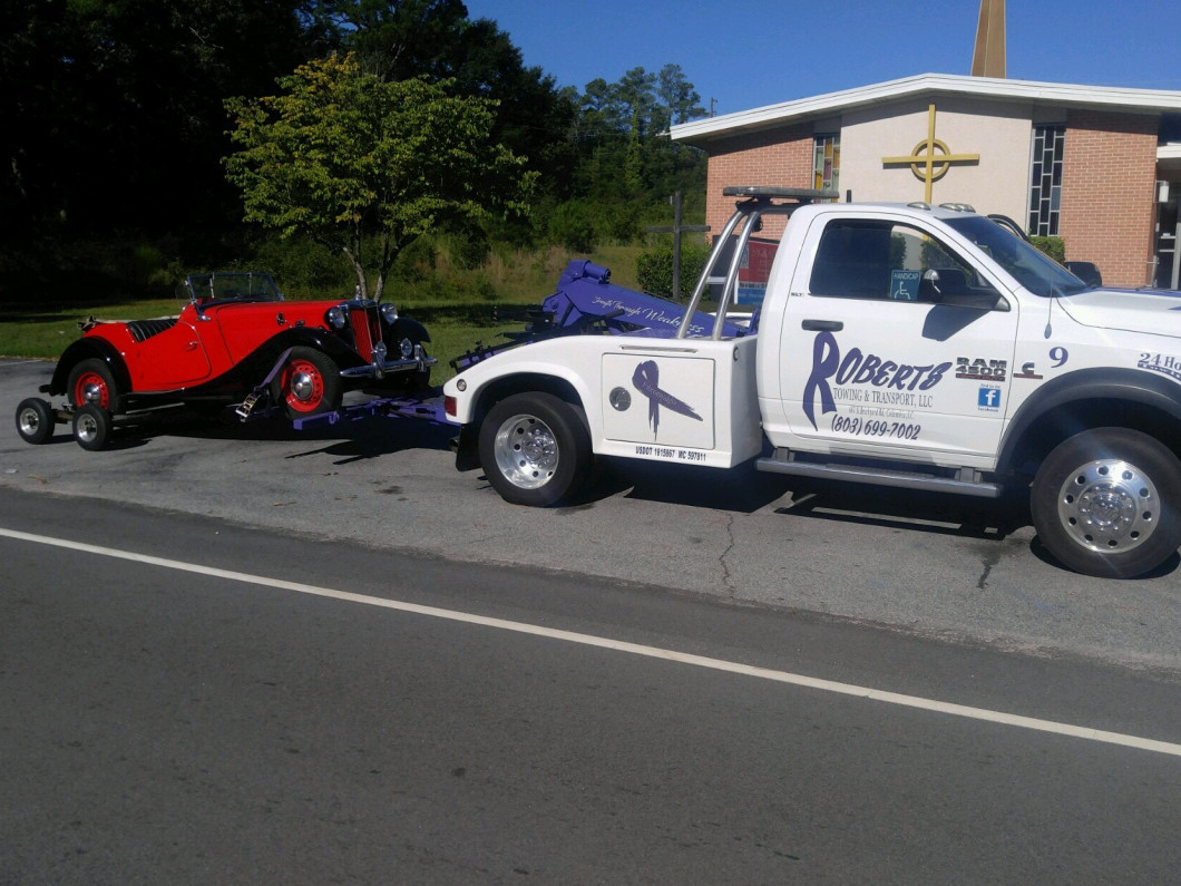 Vehicles we can tow